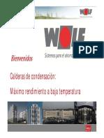 1 Calderas Condensacion WOLF