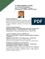 HV.oscar Quintero Cepeda