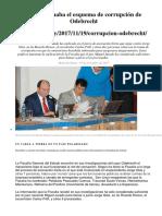 1 Así Funcionaba El Esquema de Corrupción de Odebrecht