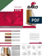 Wooden Windows Catalogue