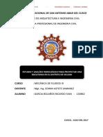 Informe Ricardo Garcia
