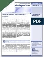 Caso clínico 13. Vibrio cholerae.pdf