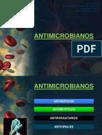 Clase 16. Antimicrobianos.pdf
