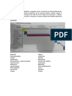 Diagrama de Gantt, Pert y Cpm