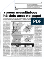 2001.07.06 – JN – Serra Da Estrela – Túneis Messiânicos Há Dois Anos No Papel — Elmano Madail