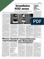JN – 2001.07.01 – Banco Austral Moçambicano Reprivatizado Até Setembro