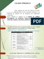 Analisis Termico Diferencial Rodriguez j and Velasquez d