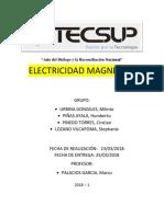Electricidad Magnetica
