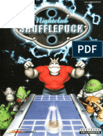 Nightclub Schufflepuck Manual