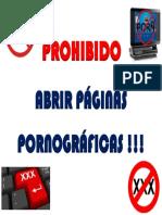 Prohibido Pornoigrafia