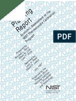 Report97-1 NIST Termopar