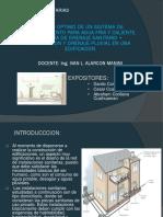 Instalaciones Sanitarias de Un Edificio de 6 Pisos