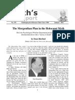The Morgenthau Plan in the Holocaust Myth