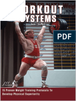 Workout Systems I_ Strength_ 15 Proven Weight Tr Develop Physical Superiority - Poliquin Group