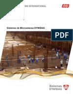 Dsi Protendidos Sistemas de Microestacas Dywidag La