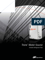 Water Source VRF Brochure(1)