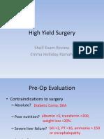 High Yield Surgery Summary.pdf