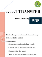 Heat Exchanger Designs
