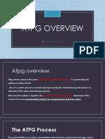 Atpg Overview