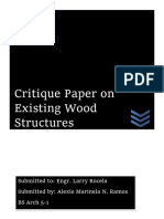 Timber Critique Paper Draft