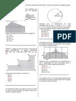 D11-Resolver Problema Envolvendo o Cálculo de Perímetro de Figuras Planas.