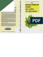 MALINOWSKI, B. Diario de campo en la Melines (1).pdf
