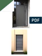 Modelo de Puerta 2