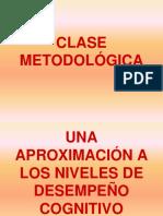 DIANÓSTICO POR Niveles de Desempeño Cognitivo .Ppt III(1)