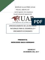 informe tesina geologia