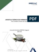 Apostila Teórica - Farmacotécnica I - 1