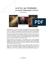 Chuck Missler and the Curse of New Age Christianity
