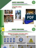 Presentasi Safety Induction