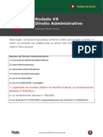 Direito ADM - Rod 9