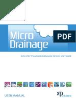 Micro Drainage International Manual