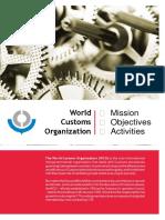 Misiòn, Objetivos y Actividades de La OMA