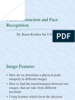 Feature Extraction Face Recognition