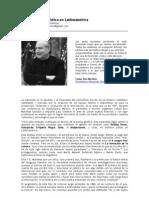 La crónica periodística en Latinoamérica