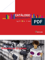2 Catalogo Secundaria