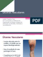 1. Úlceras Vasculares (1)