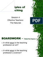Effective Teachers - Naturals.ppt