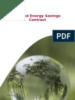 Shared Energy Savings Contract