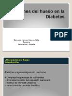 Alteraciones Del Hueso Em La Diabetes
