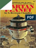 Spartan Planet - A. Bertram Chandler