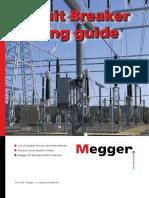 Megger CB Testing.pdf