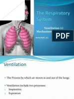 L12. Ventilation Mechanism of Breathing