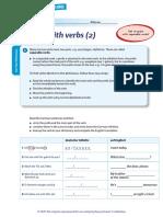 Learner German Activity 12 Verbs 2 SC GE
