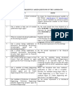 FAQ Recruitment Sc B 15032018