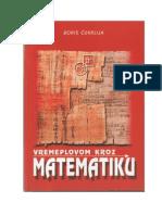 Boris Cekrlija Vremeplovom Kroz Matematiku