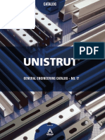 Unistrut General Engineering Catalogue No.17