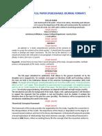TEMPLATE Publishable Journal Format (4)